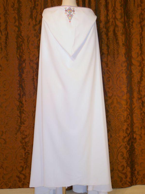Souvent Location de BURNOUS de mariée. | Location-robe.com : location de robe ZB87