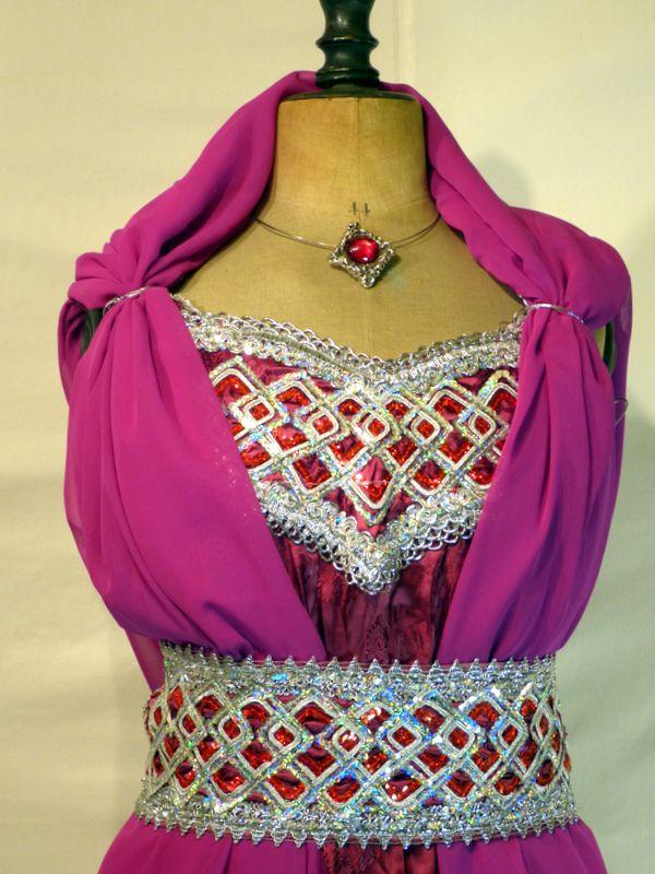 Location de robe Kabyle LILAS
