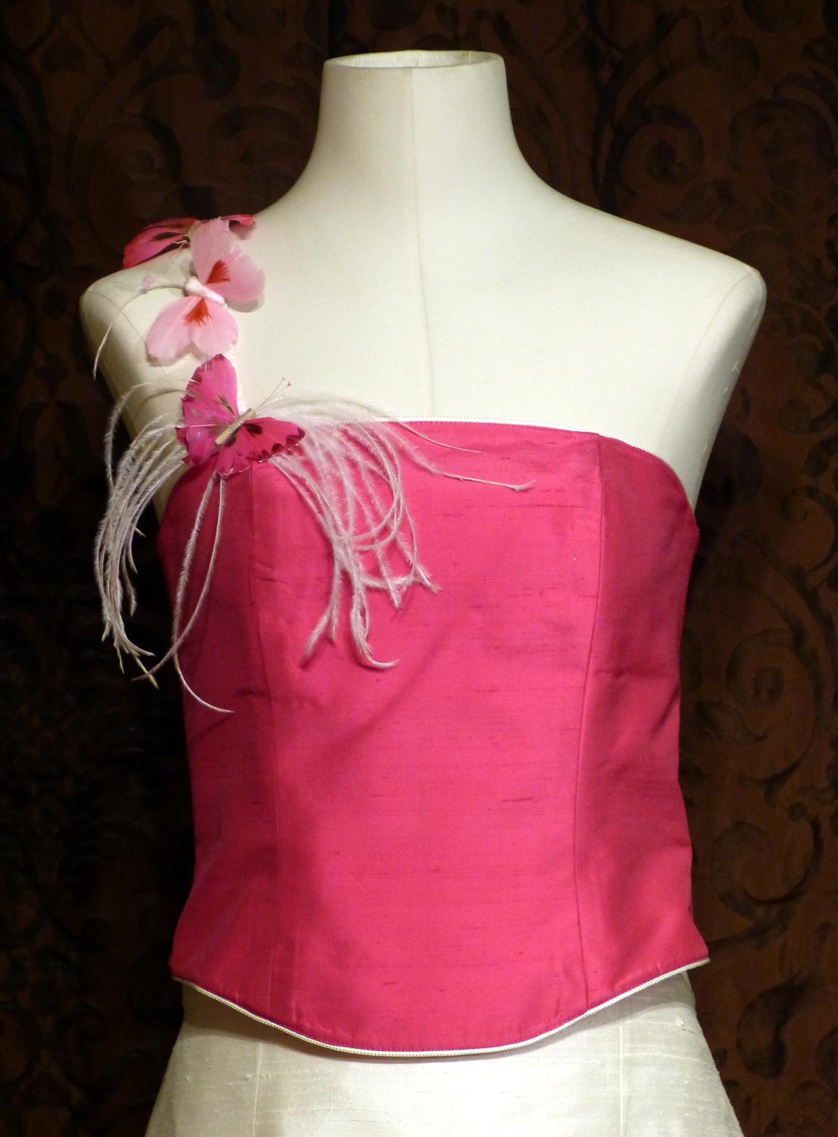 ... de robe de mariée LEONIE ROSE  Location-robe.com : location de robe